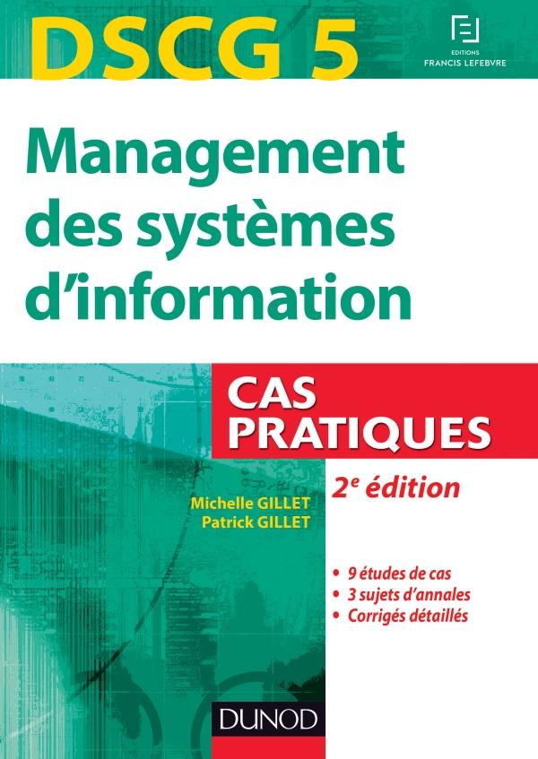 DSCG 5 - Management des systèmes d'information - 2e é.
