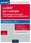 La RAEP par l'exemple : Reconnaissance des acquis et de l'expérience professionnelle