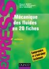 Mécanique des fluides en 20 fiches