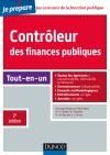 Contrôleur des finances publiques - Concours externe et interne : Tout-en-un