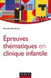 Épreuves thématiques en clinique infantile : Approche psychanalytique