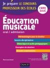 Education musicale - Oral / admission - Professeur des écoles : CRPE 2016