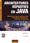 Architectures réparties en Java : Middleware Java, services web, messagerie instantanée, transfert de données