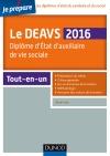 Je prépare le DEAVS 2016 : Tout-en-un
