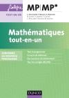 Mathématiques tout-en-un MP-MP* : Conforme au nouveau programme