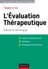 L'évaluation thérapeutique : Théorie et techniques