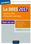 Je prépare le DEES 2017 : Diplôme d'Etat d'éducateur spécialisé - Tout-en-un