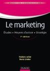 Le marketing : Études. Moyens d'action. Stratégie