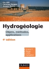Hydrogéologie : Objets, méthodes, applications