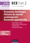 Economie, Sociologie, Histoire des sociétés contemporaines. : Economie approfondie