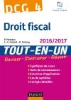 DCG 4 - Droit fiscal 2016/2017 : Tout-en-Un