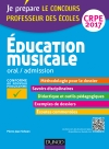 Education musicale - Oral / admission - CRPE 2017