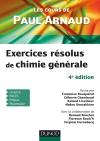 Les cours de Paul Arnaud - Exercices résolus de Chimie générale