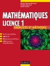 Mathématiques Licence 1 : Exercices et méthodes