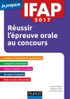 IFAP 2017 Réussir l'épreuve orale au concours