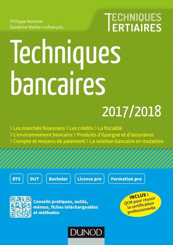 Techniques bancaires 2017/2018 - 8e ?d.