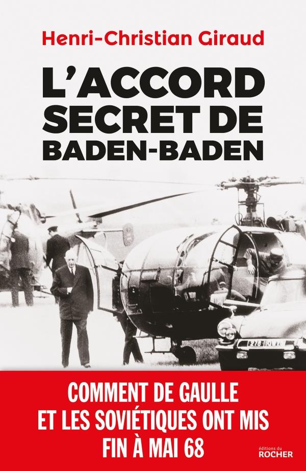L'Accord secret de Baden-Baden