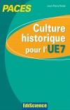 Culture historique pour l'UE7 : PACES