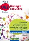 Biologie cellulaire-UE2 PACES : Manuel, cours + QCM corrigés