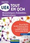 UE4 Tout en QCM - PACES : Biostatistiques, Probabilités, Mathématiques
