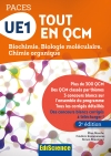 UE1 Tout en QCM - PACES : Biochimie, Biologie moléculaire, Chimie organique