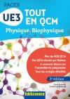 UE3 Tout en QCM PACES : Physique. Biophysique
