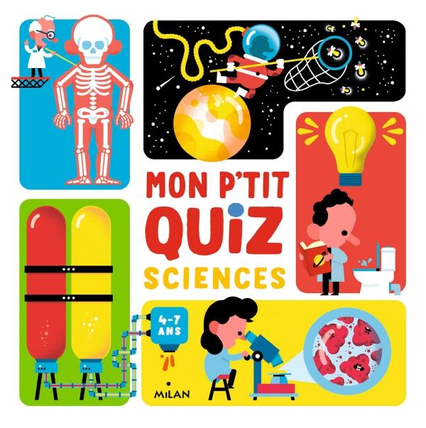 Mon p'tit quizz sciences