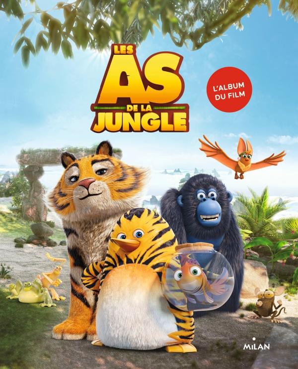 Les As de la jungle - L'album