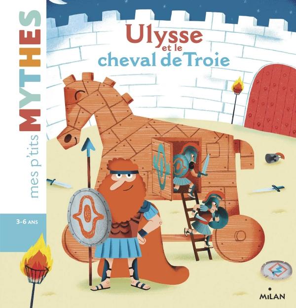 Ulysse et le cheval de Troie