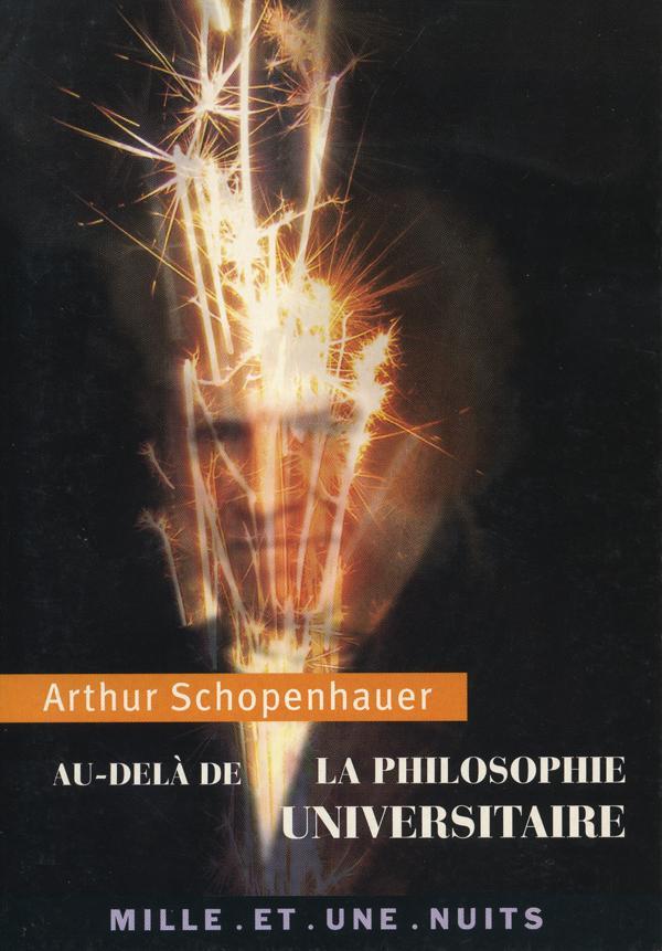 Au-delà de la philosophie universitaire
