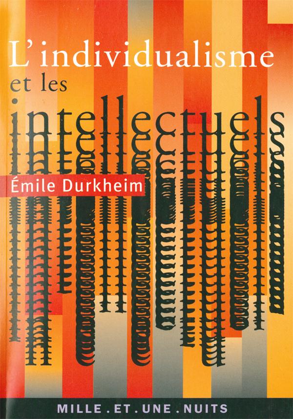 Les intellectuels et l'individualisme