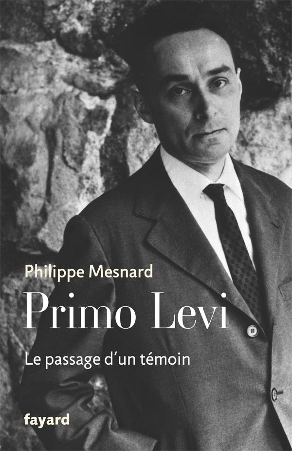 Primo Levi, Le passage d'un témoin