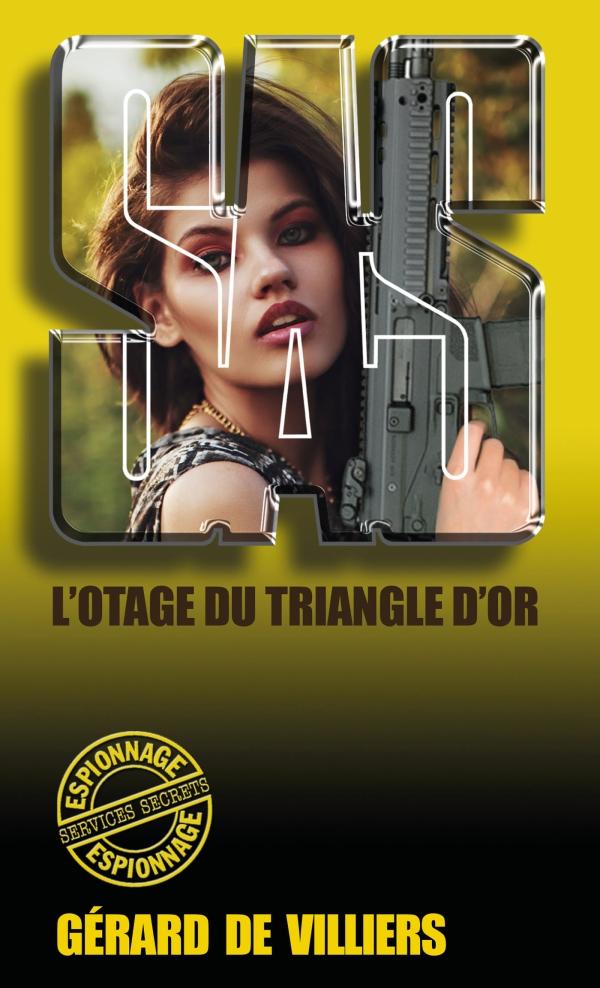 SAS 118 L'otage du Triangle d'Or