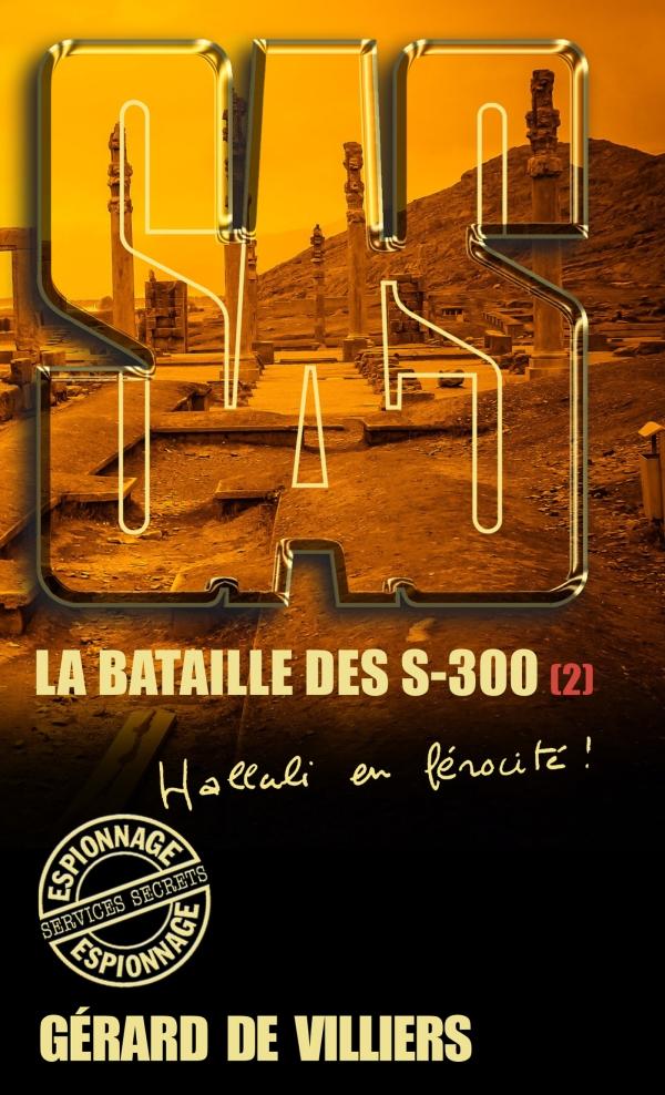 SAS 179 La bataille des S-300 T2