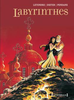 Labyrinthes, , LE TENDRE/DIETER/PENDANX, bd, Glénat, bande dessinée
