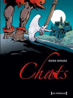 Chats, , CONVARD/Didier, bd, Glénat, bande dessinée