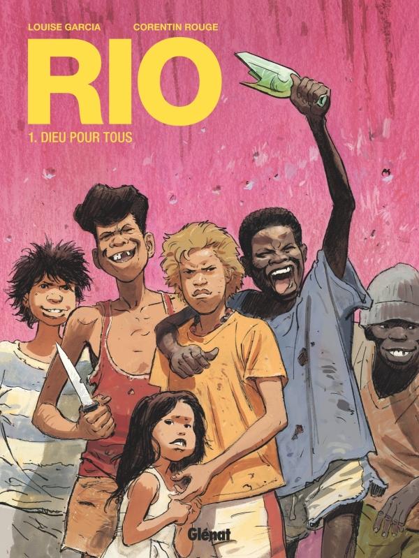 Rio - Tome 01