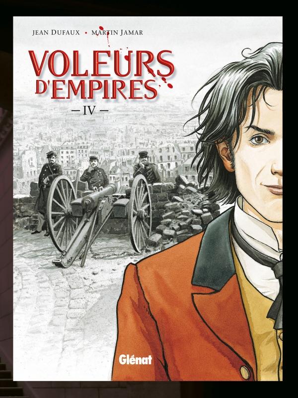 Voleurs d'Empires - Tome 04