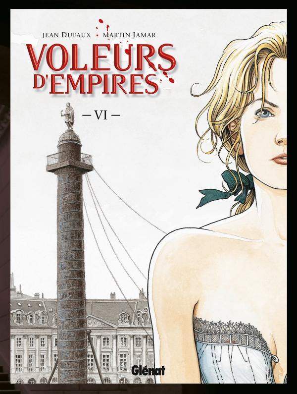 Voleurs d'Empires - Tome 06