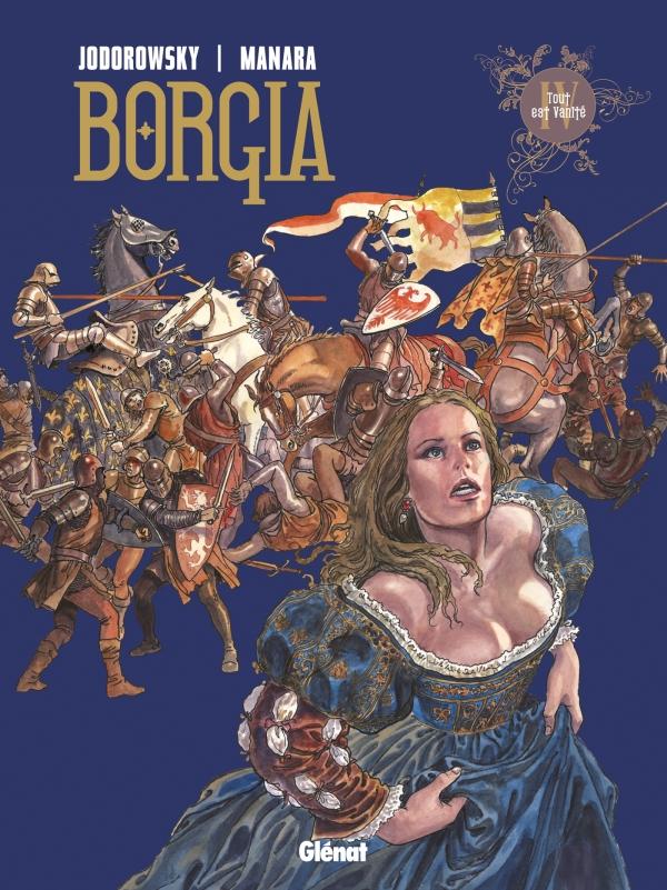 Borgia - Tome 04
