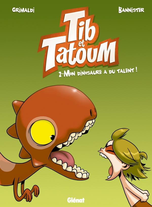 Tib & Tatoum - Tome 02