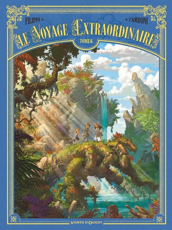 Le Voyage extraordinaire - Tome 06