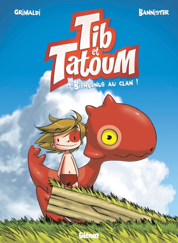 Tib & Tatoum - Tome 01