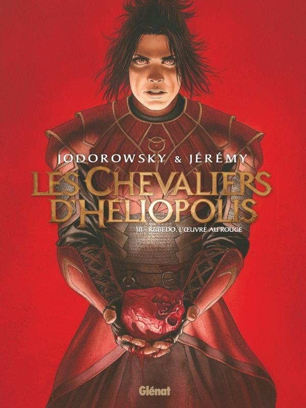 Les Chevaliers d'Héliopolis - Tome 03, Rubedo, l'oeuvre au rouge