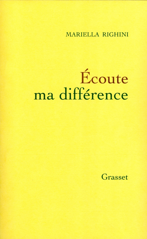 Ecoute ma différence
