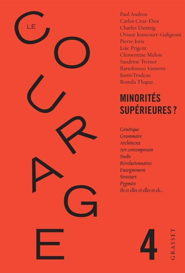 Le Courage n°4 / Minorités supérieures ?