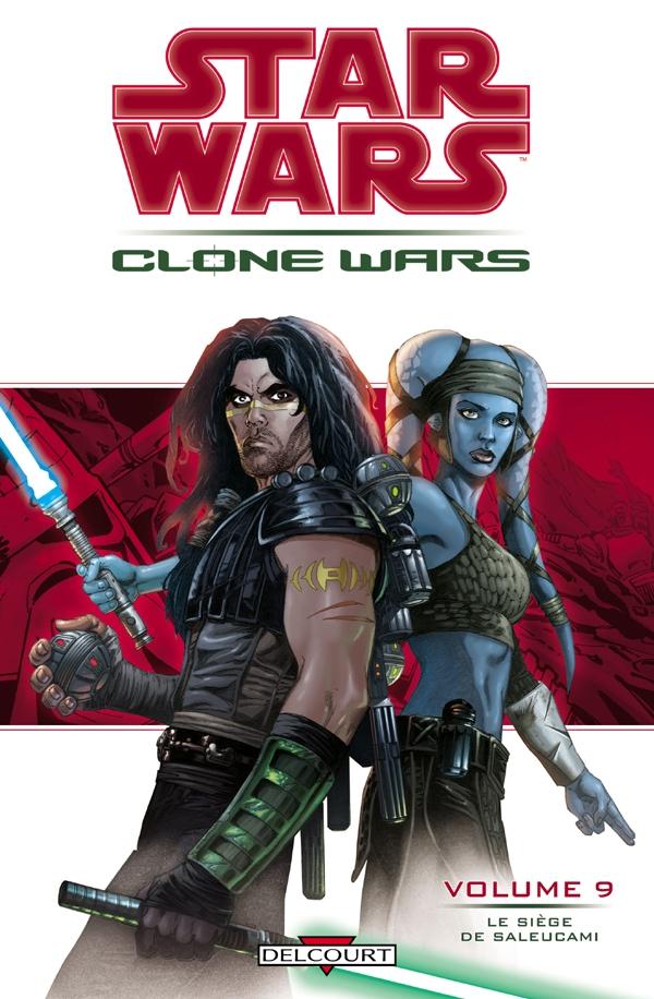 Star Wars - Clone Wars T09