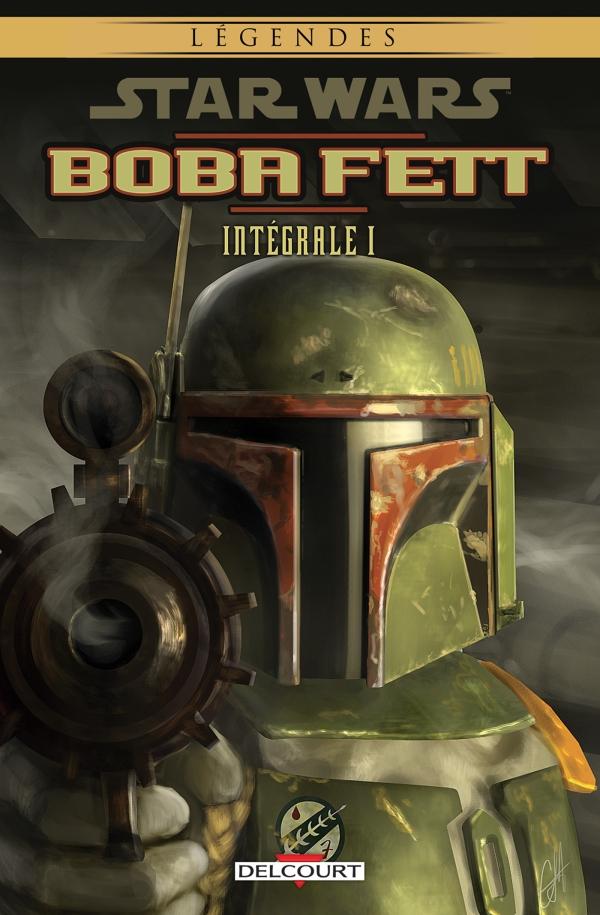 Star Wars Boba Fett - Intégrale volume 1