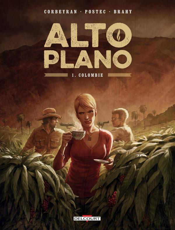 Alto Plano T01, Colombie