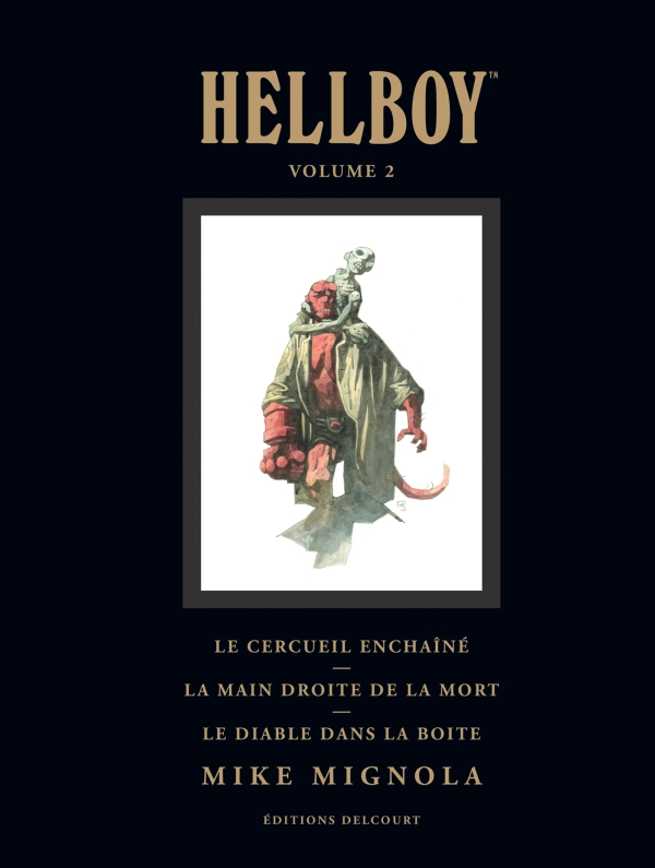 Hellboy Deluxe T02